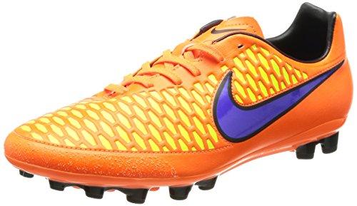 Nike Magista ONDA AG-R LSR ORNG/PRSN VLT-TTL ORNG-VLT - 7.5