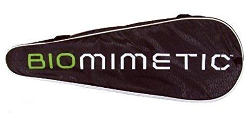 Dunlop Fullsize Schlägerhülle für 1 Squash- oder Badmintonschläger