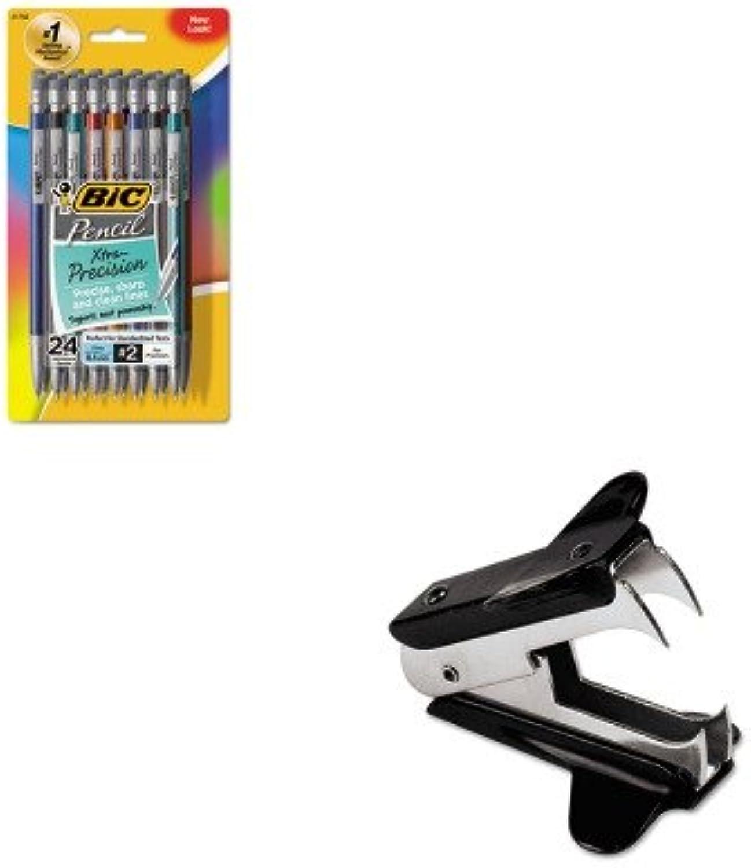Kitbicmplmfp241unv00700 – Value Value Value Kit – Bic Druckbleistift (bicmplmfp241) und Universal Jaw Stil Staple Remover (unv00700) B00MOTGA6S | Kaufen Sie beruhigt und glücklich spielen  0ee359