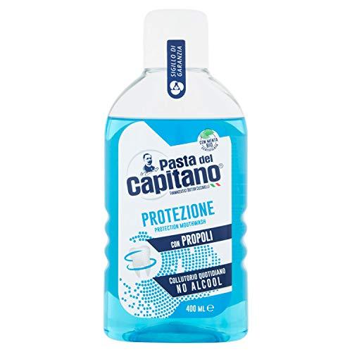 Pasta Del Capitano - Enjuague bucal, Protección, con Propol