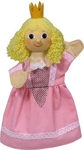 ABA aba7111930cm Rosa Princesa Regina marioneta de Mano