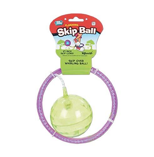 Toysmith Flashing Skip Ball by