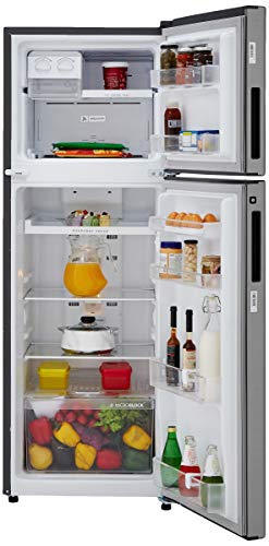 Whirlpool 265 L 3 Star Inverter Frost-Free Double Door Refrigerator (INTELLIFRESH INV CNV 278 3S, German Steel, Convertible) 5