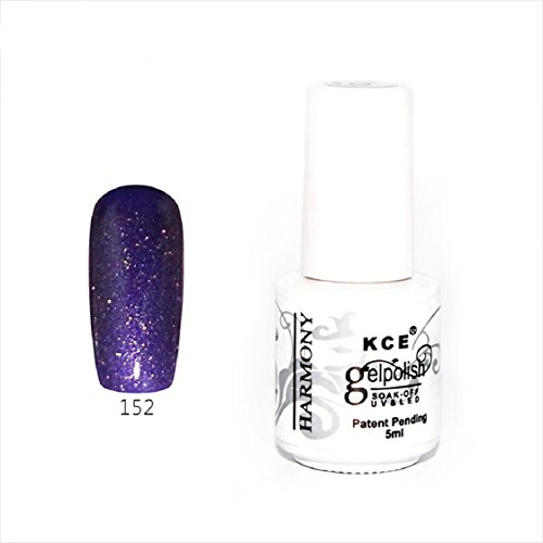 Vovotrade ❃❃ Belle ongles Gel UV et Bright LED colorées Couleur 5ML_I