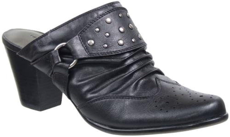 Baretraps Salie Hidden Wedge Ankle Boots, Black, 7 US
