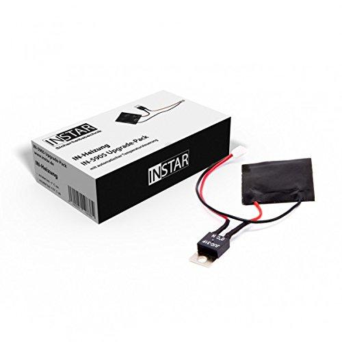 INSTAR Heizung für IP Kamera IN-5905HD - Heizungsmodul - Zusatzheizung - automatische Temperatursteuerung - Upgrade Pack - zum nachrüsten
