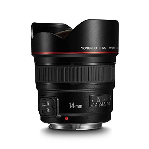 YONGNUO YN 14mm F2.8 voor Canon EF-(S)