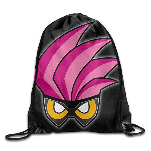 Drawstring Backpack Sack Bag Kamen Rider Ex-Aid Home Travel Sport Storage Hiking Running Bags Fashion
