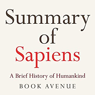Summary of Sapiens cover art