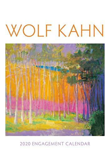 Wolf Kahn 2020 Engagement Calendar