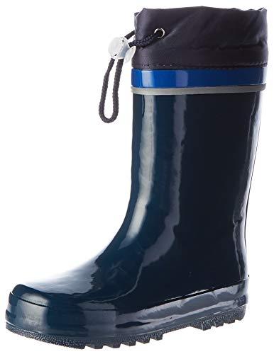 Gioseppo 57070, Botas de Agua Niño, Azul (Marino Marino), 27 EU