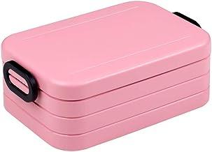 Rosti Mepal 弁当箱 TAKE A BREAK LUNCH BOX (テイクアブレイクランチボックス) M ノルディック ピンク 5703029NP