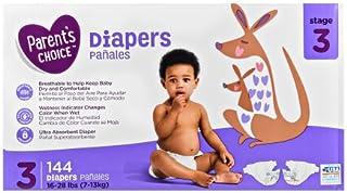 Parents Choice Diapers Size 144