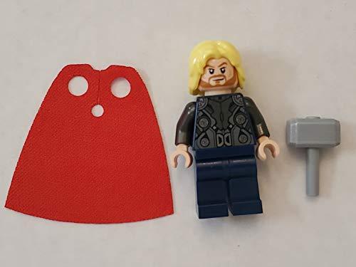 LEGO Superhéroes: Thor Minifigura con Mazo