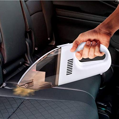 Aspirador Mini portatil para Coche We Houseware BN1505 de 68W