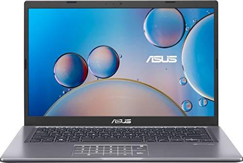 ASUS Notebook (14 Zoll FullHD Matt) AMD Ryzen 5 3500U 2.1 GHz QuadCore, AMD Radeon Vega 8, 12GB RAM, 512GB M.2 PCIe SSD, W-LAN, BT, HDMI, Windows 10 Pro, Slate Grey