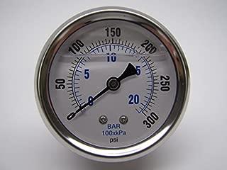 Best air compressor gauge 300 psi Reviews