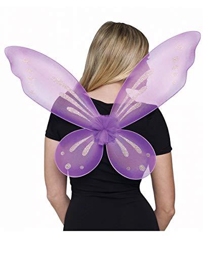Horror-Shop violette Elfenflügel