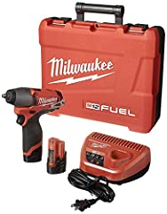 Delivers up to 1,400 in-lbs of peak torque with maximum sustained torque to complete a variety of applications Superior pack construction, electronics, and performance deliver more work per charge and more work over pack life than any battery on the ...
