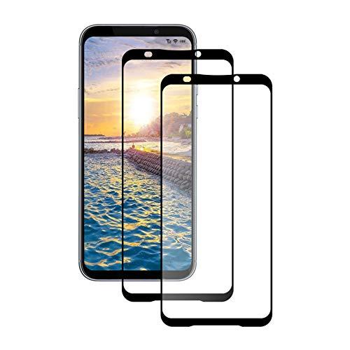 LPCJ [2 Stück Schutzfolie für Xiaomi Black Shark 2 Pro Panzerglas, Xiaomi Black Shark 2 Pro Gehärteter Film,Gehärtetem Bildschirm schutzfolie für Xiaomi Black Shark 2 Pro