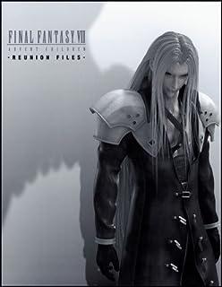 Final Fantasy VII Advent Children - Reunion Files Artbook (Final Fantasy) (4797334983)   Amazon price tracker / tracking, Amazon price history charts, Amazon price watches, Amazon price drop alerts