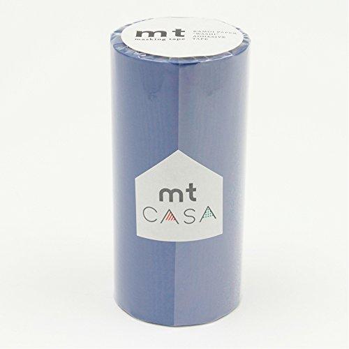 カモ井加工紙 mt CASA 100mm 瑠璃(るり) 100mm幅×10m巻き MTCA1055