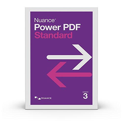 nuance software utilities Kofax Nuance Power PDF Standard 3.0