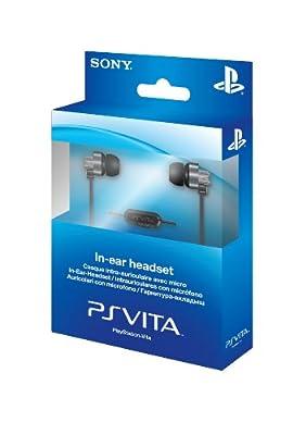 Sony PlayStation Vita In ear Headset by Sony