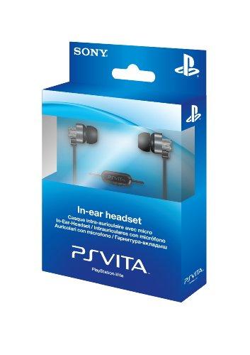 PlayStation Vita - Auricolari