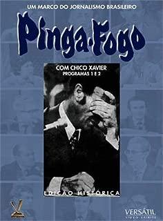 Pinga Fogo Com Chico Xavier: Edicao Historica - Programas 1 & 2 (2 Pcs)