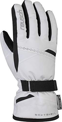 Reusch Women's Hannah R-tex Xt Glove, weiß/Schwarz, 6 (EU)