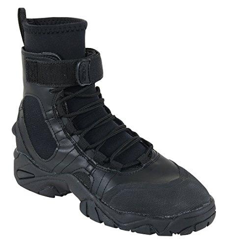 NRS Work Boot Neoprene Kayak Shoes-Black-10