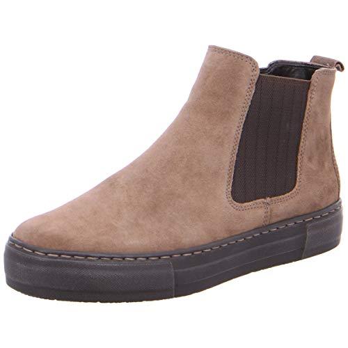 ARA Damen Courtyard 1247485 Chelsea Boots, Braun (Teak 65), 39 EU