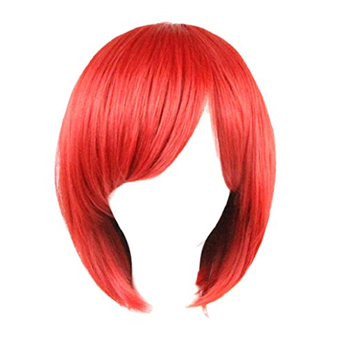 Tonsee® Mode perruque Anime Parti Cosplay Perruque courte