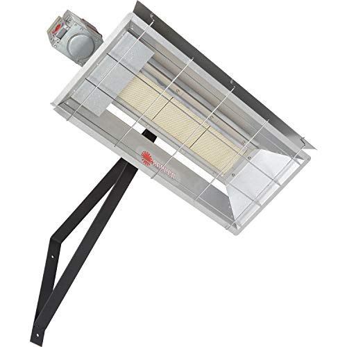 Heatstar By Enerco F125444 Radiant Overhead Garage...