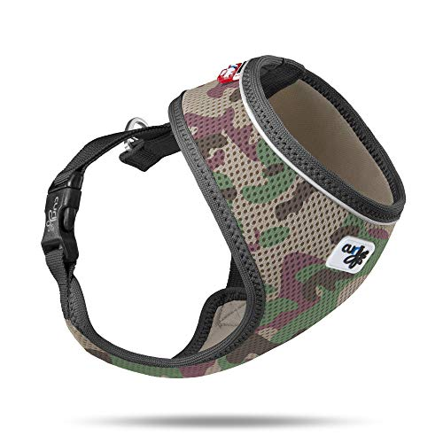 Curli Basic Geschirr Air-Mesh, Camo