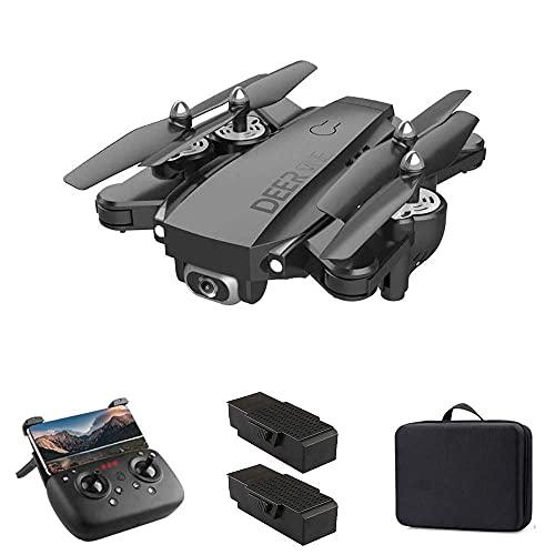 5G WiFi FPV GPS Drone, 4K UHD Camera e 1500 Metri Volo RC Quadcoptere, 20+20 Minuti Tempo Volo Lungo, Livello 7 Resistenza al Vento, Ritorno Automatico a casa