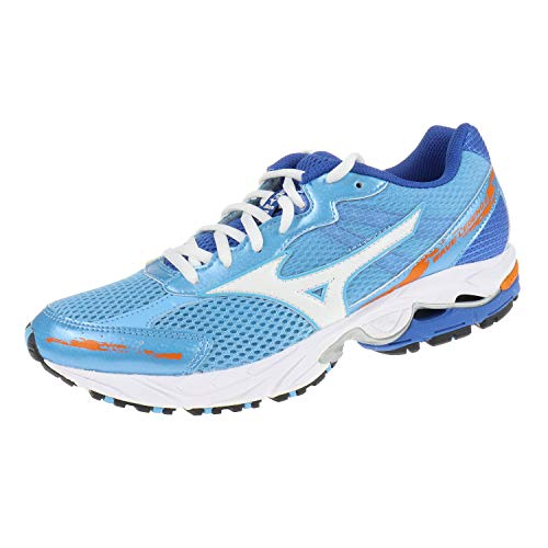 Mizuno damesschoenen loopschoenen Wave Legend 2 lichtblauw donkerblauw j1gd141001
