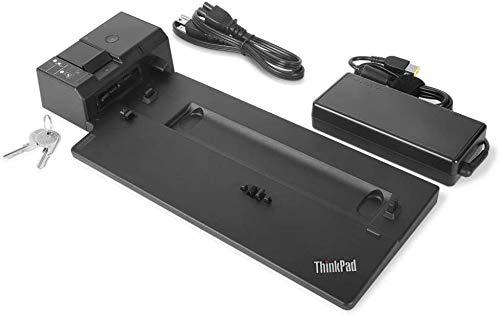 Lenovo 40AJ0135UK/EU ThinkPad Ultra Docking Station - 135 Watt - for ThinkPad L480, L580, P52s, T480, T480s, T580, X1 Carbon, 20KG, 20KH, X280 & more