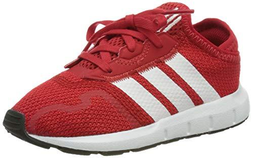 adidas Swift Run X I, Zapatillas Deportivas, Scarlet FTWR White Core Black, 25 EU