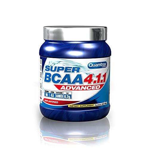 Quamtrax Nutrition Super Bcaa 4.1.1-400 tabletas