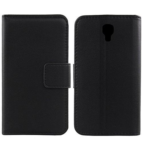 Gukas Design Echt Leder Tasche Für LG X Screen K500N 5