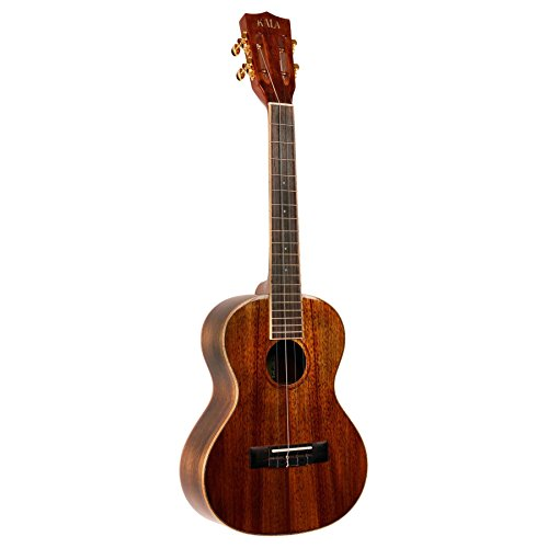 Kala KA-KTG Tenor Hawaiian Ukulele - Koa Gloss, MultiColored, Tenor