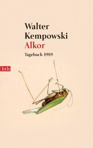 Alkor: Tagebuch 1989 (Tagebücher 2) (German Edition)