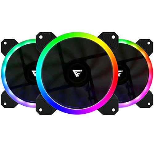 ventiladores para pc rgb fabricante GAME FACTOR