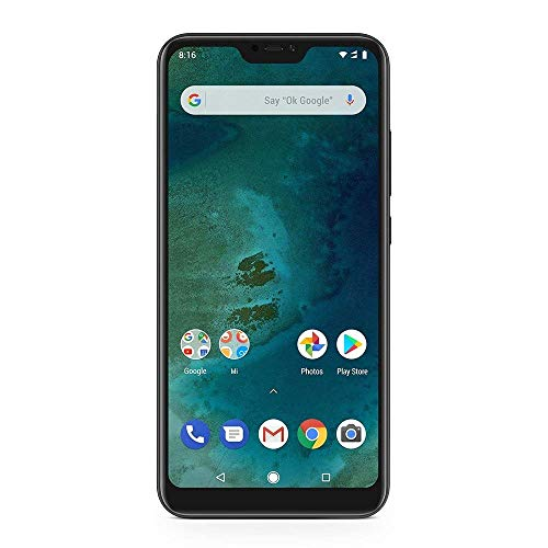 Incluso Xiaomi Mi A2 Lite recibe Android Pie de establo 9