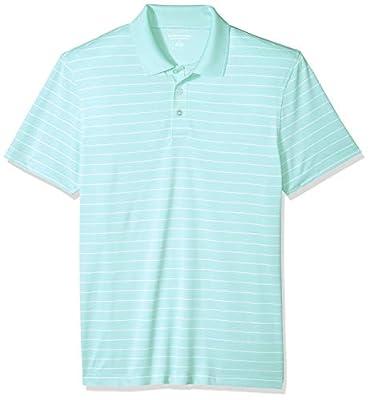 Amazon Essentials Men's Slim-Fit Quick-Dry Golf Polo Shirt