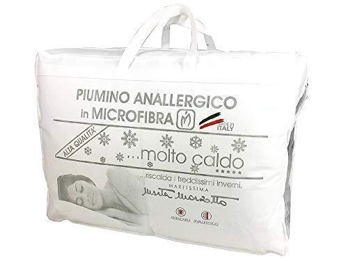 Marta Marzotto Piumino Anallergico in Microfibra Letto 1 Piazza e Mezza