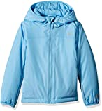 Starter Girls' Insulated Breathable Jacket, Amazon Exclusive, Team Light Blue, S