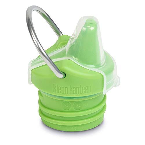 Klean Kanteen Kid Sippy Cap, Green